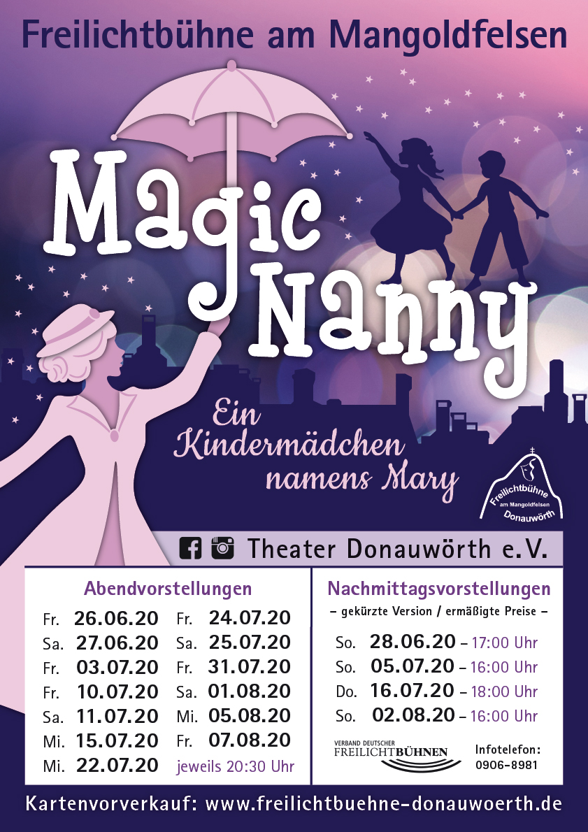 Magic Nanny Plakat